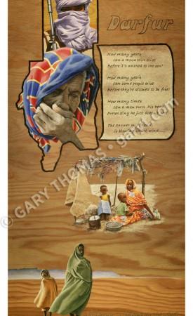 Blowing in the Wind – Darfur