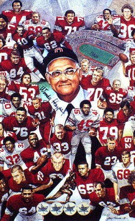 Woody Hayes & His All-Americans