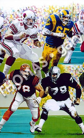 Hall of Fame Offensive Linemen